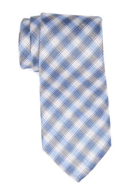 Image of MICHAEL Michael Kors Check Print Tie
