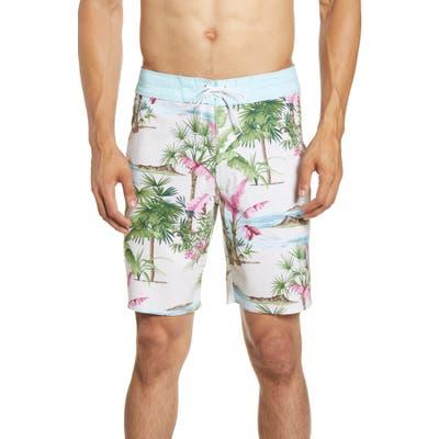 Billabong Sundays Pro Board Shorts, Ivory