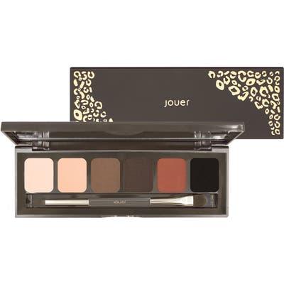 Jouer Essential Jet-Set Eyeshadow Palette - No Color