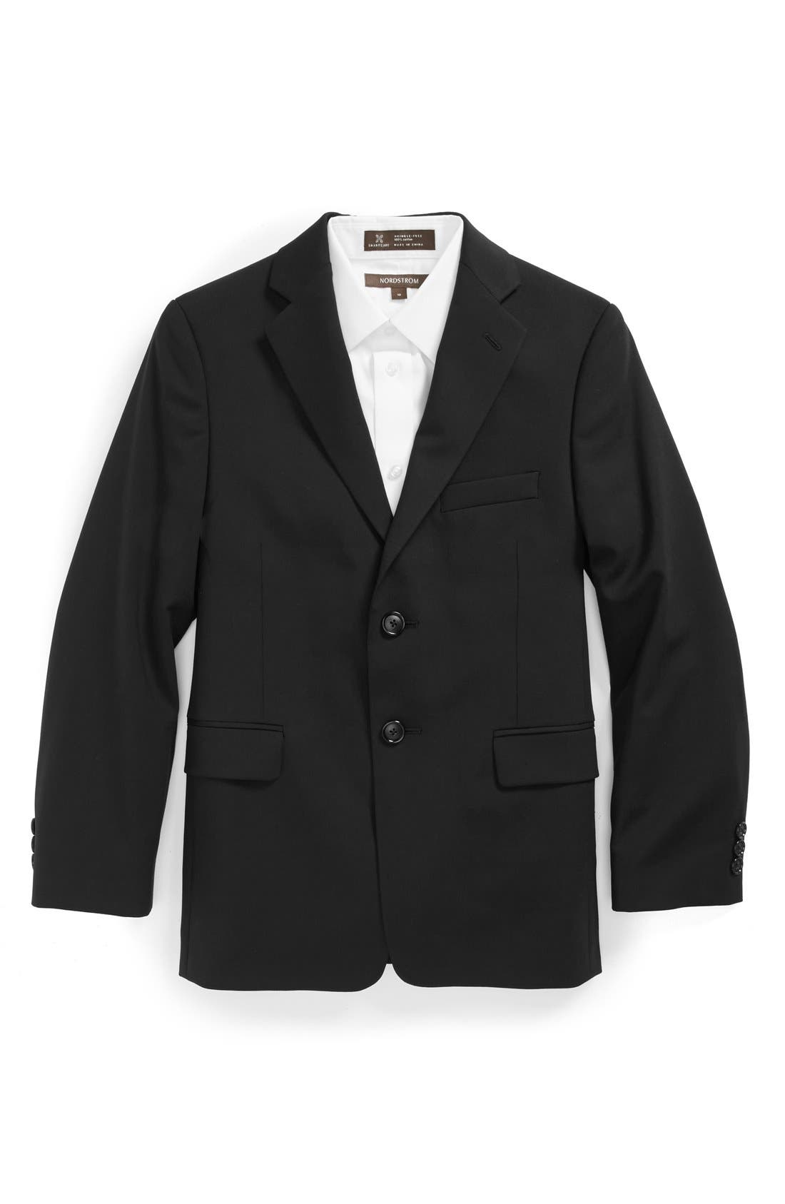 Image of Nordstrom 'Lucas' Classic Fit Jacket