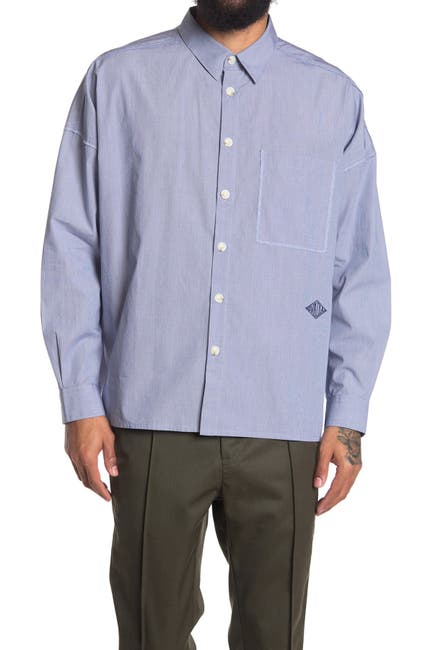 Image of OVADIA AND SONS Lex Oversized Shirt
