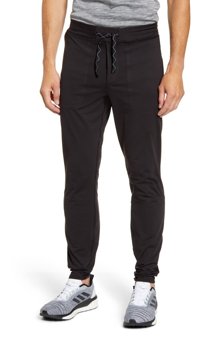 PATAGONIA Trail Pacer Jogger Pants, Main, color, 001