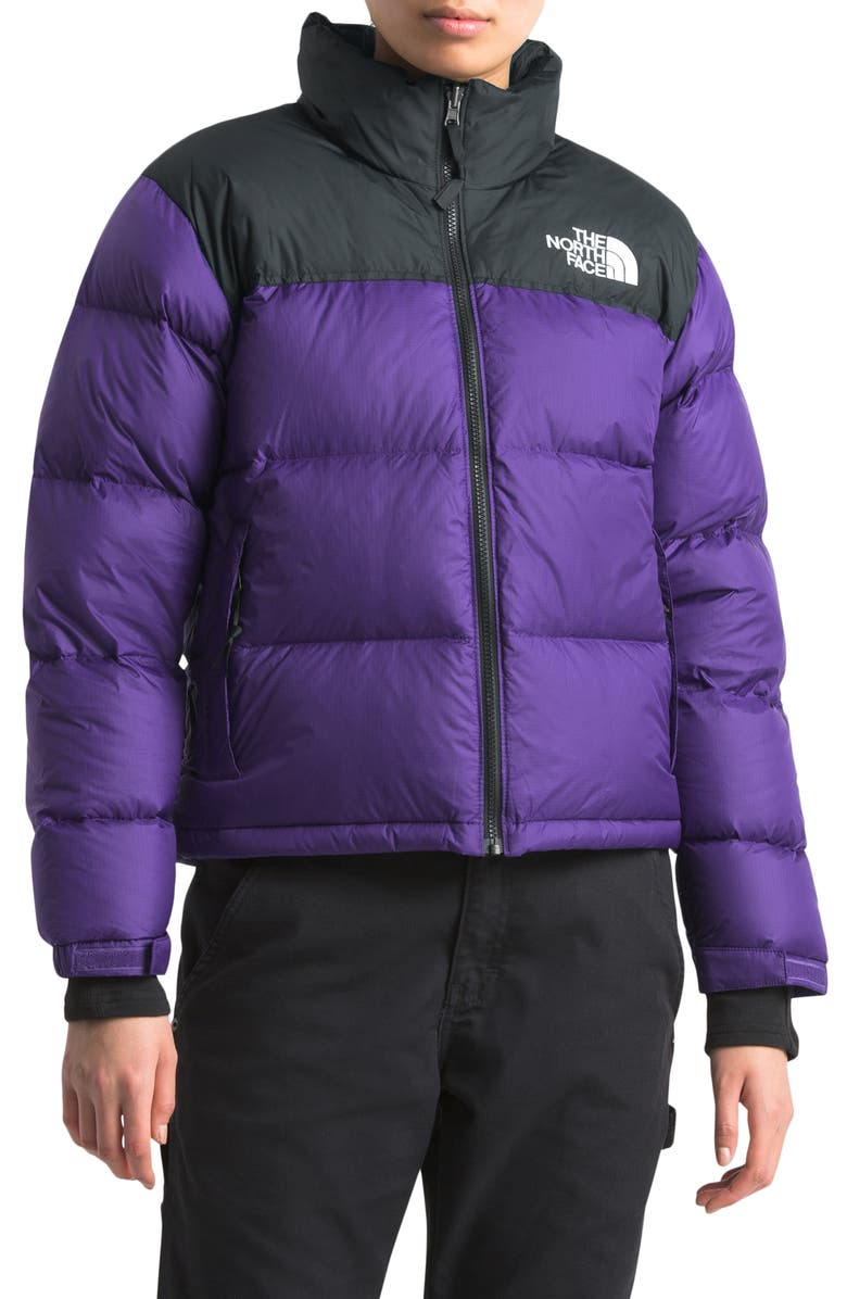 THE NORTH FACE Nuptse 1996 Packable Quilted Down Jacket, Main, color, HERO PURPLE
