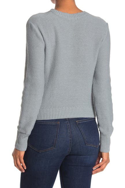 Image of Abound Cable Knit Sweater