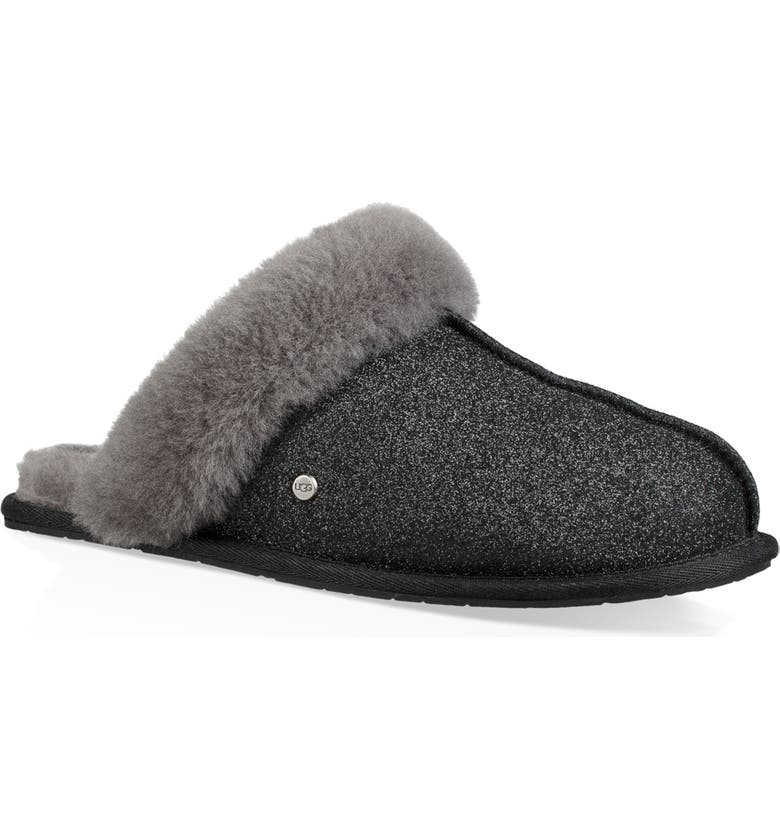 32759b23d68 Scuffette II Sparkle Genuine Shearling Slipper