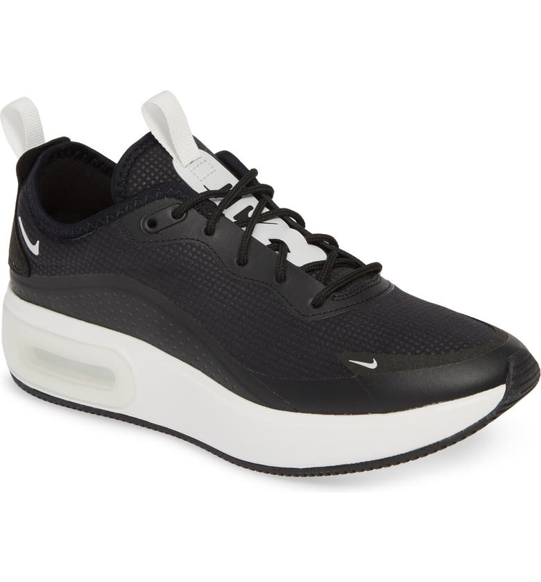 c6c452ba1c Air Max Dia Sneaker, Main, color, BLACK/ SUMMIT WHITE
