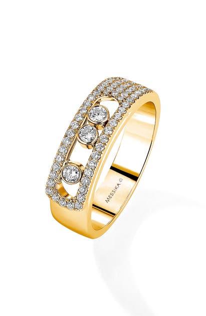 Messika MOVE NOA PAVE DIAMOND RING