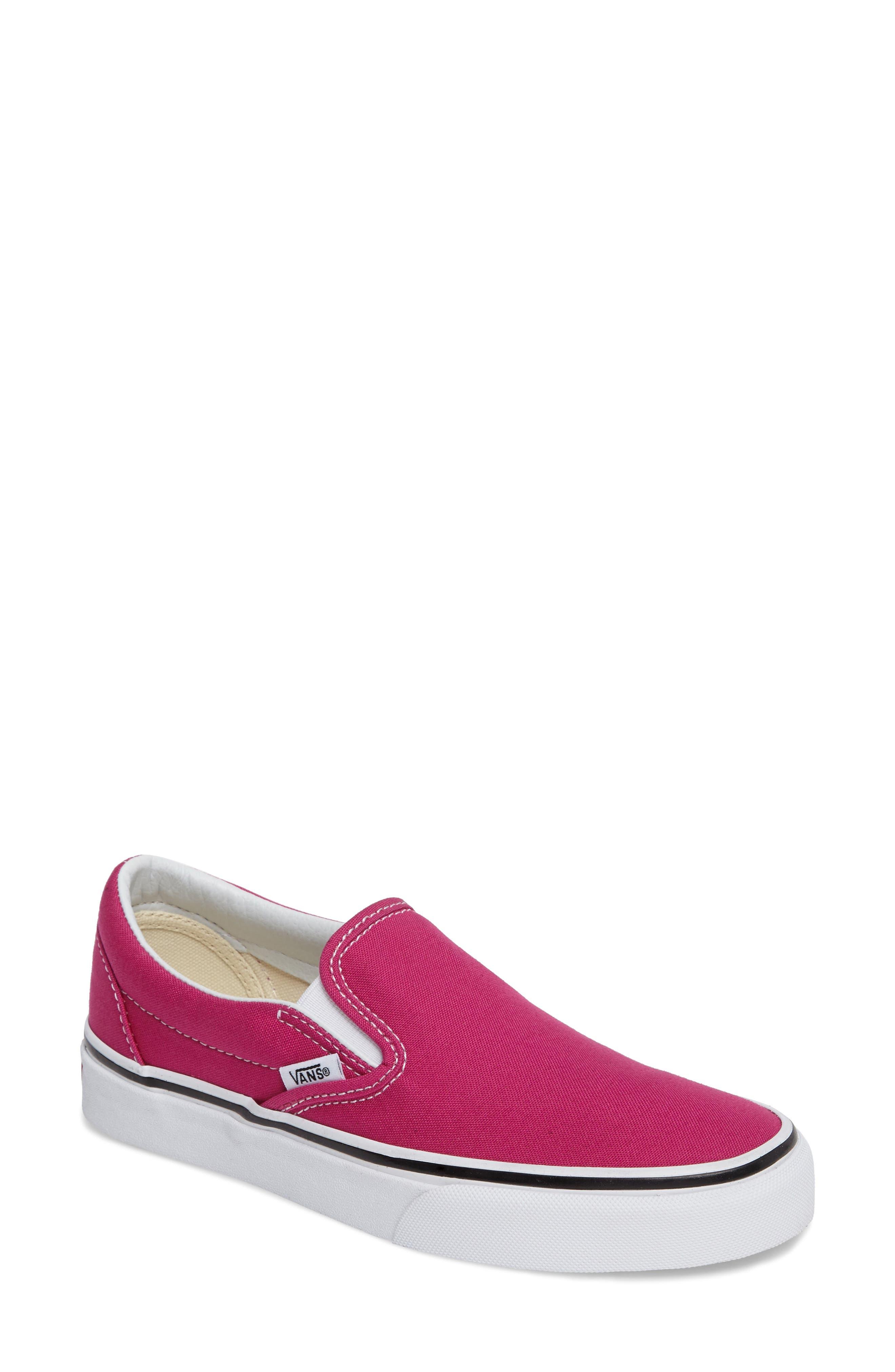 ,                             Classic Slip-On Sneaker,                             Main thumbnail 437, color,                             666