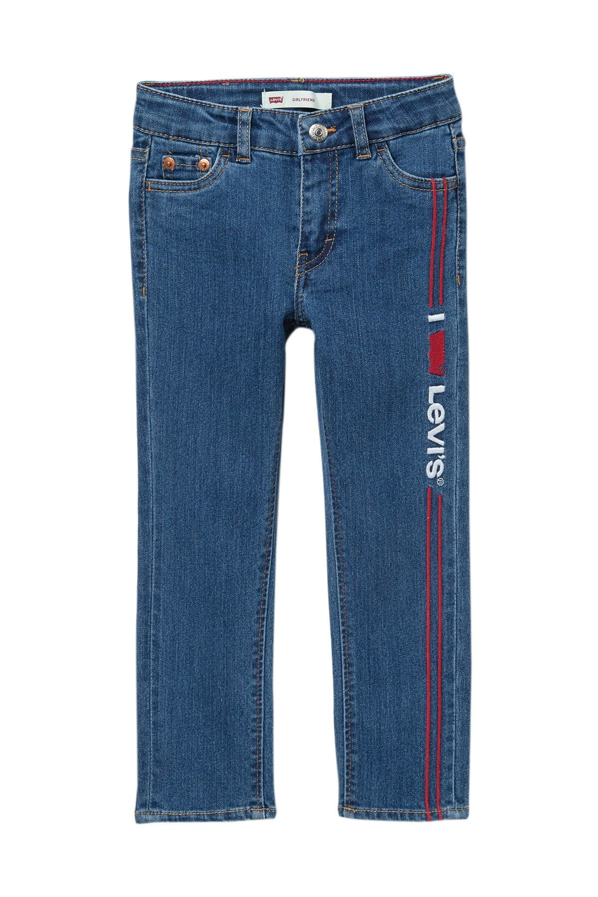 Image of Levi's Girlfriend Jeans