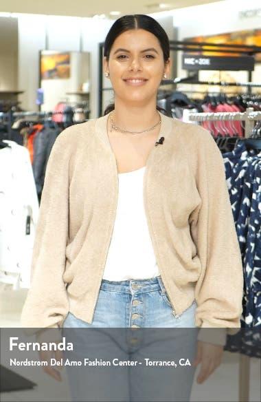 Alanna Long Sleeve Minidress, sales video thumbnail