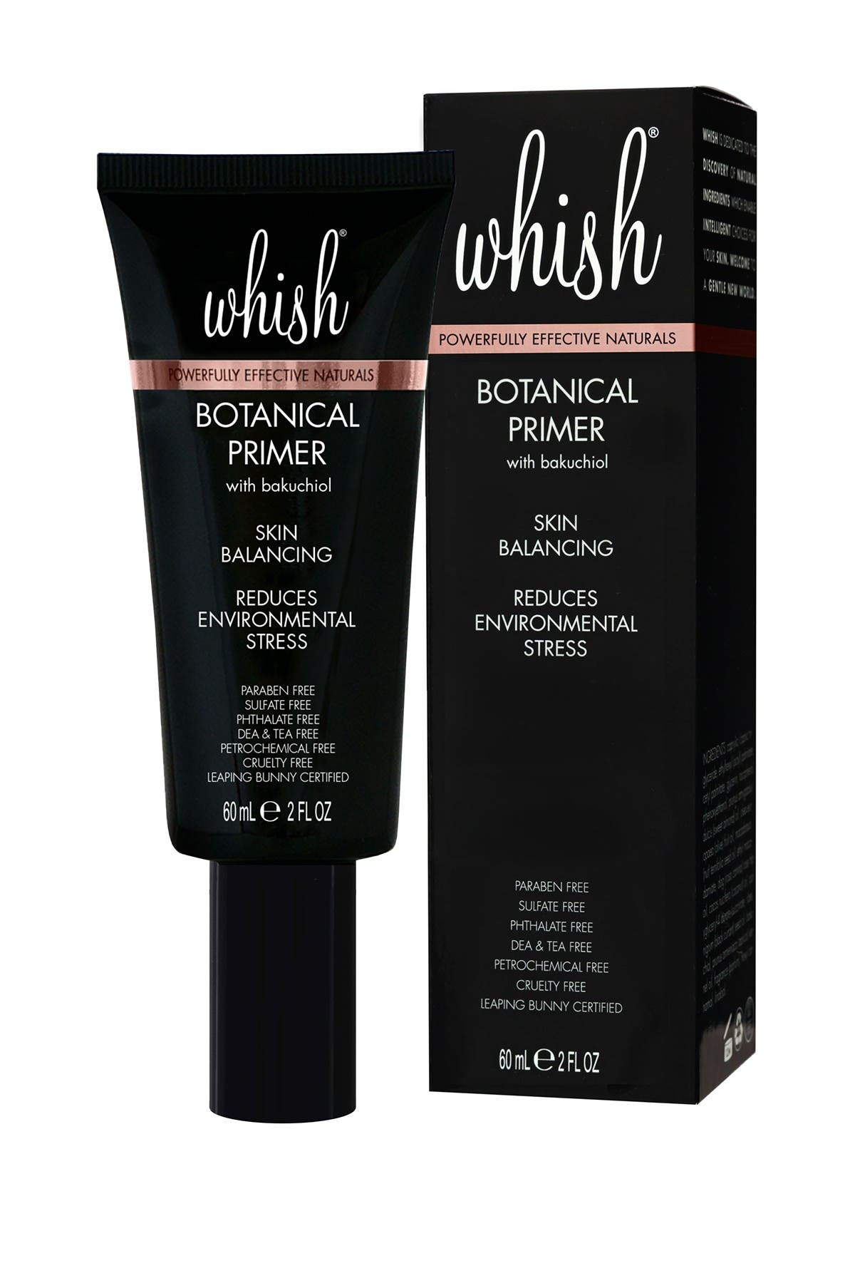 Image of Whish Botancial Primer with Bakuchiol - Size 2 oz.