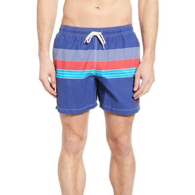 Barbour Rydal Swim Trunks, Red