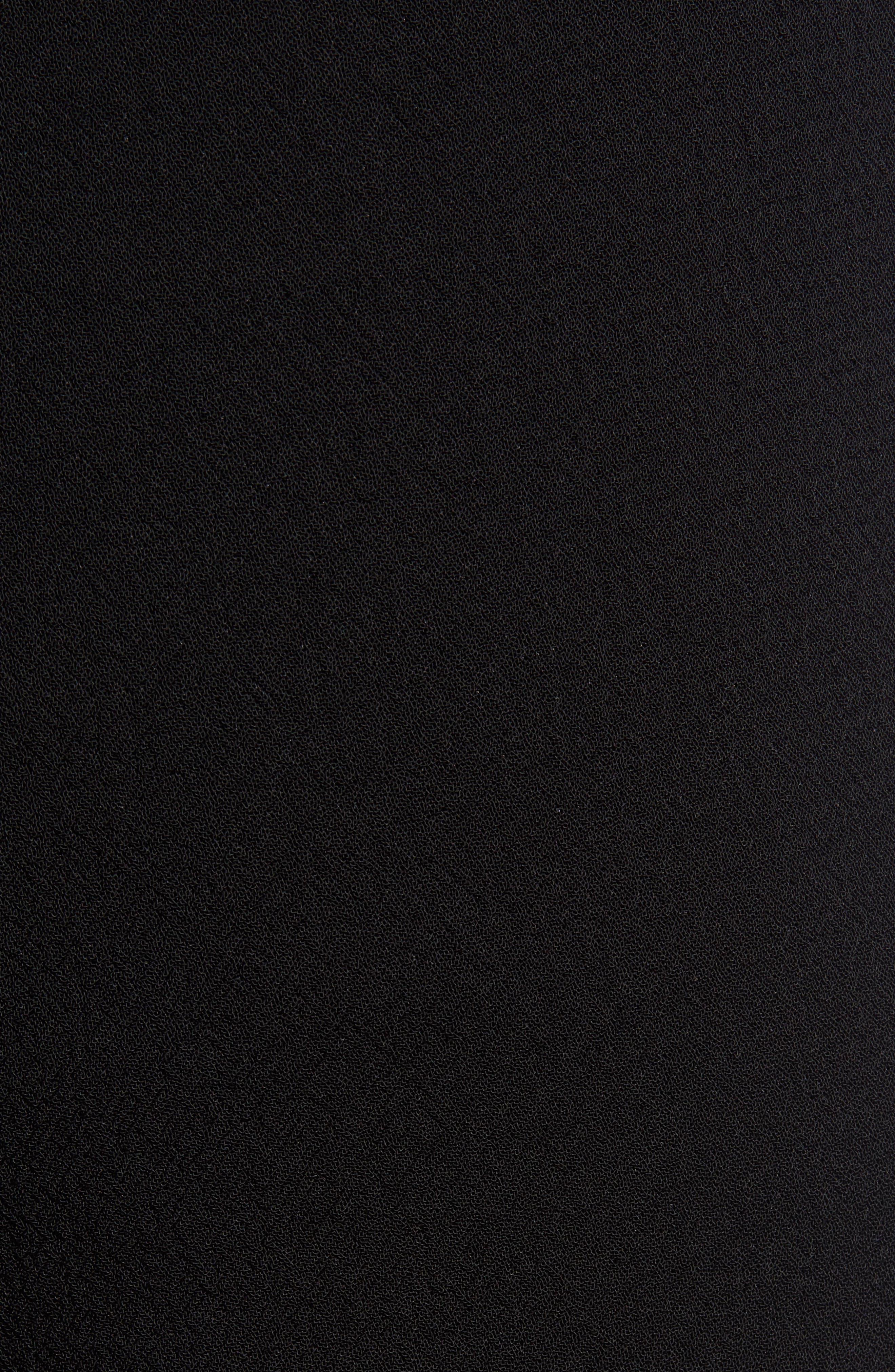 ,                             Parisian Crepe Trousers,                             Alternate thumbnail 6, color,                             006