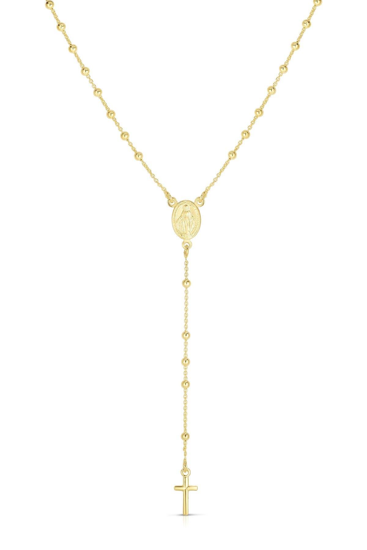 Sterling silver tie necklace star pendant Y necklace