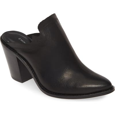 Chinese Laundry Songstress Mule- Black