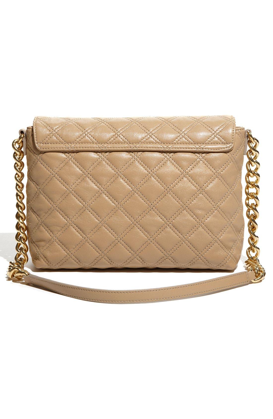 ,                             'Large Quilting Single' Leather Shoulder Bag,                             Alternate thumbnail 29, color,                             255