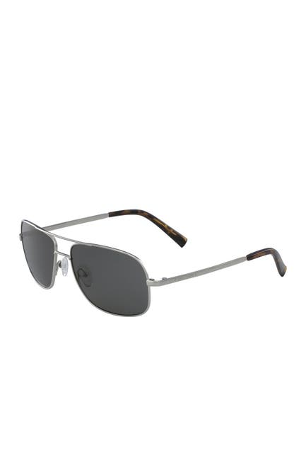 Image of Cole Haan 58mm Navigator Sunglasses