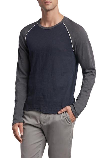 Atm Anthony Thomas Melillo T-shirts LONG SLEEVE BASEBALL T-SHIRT