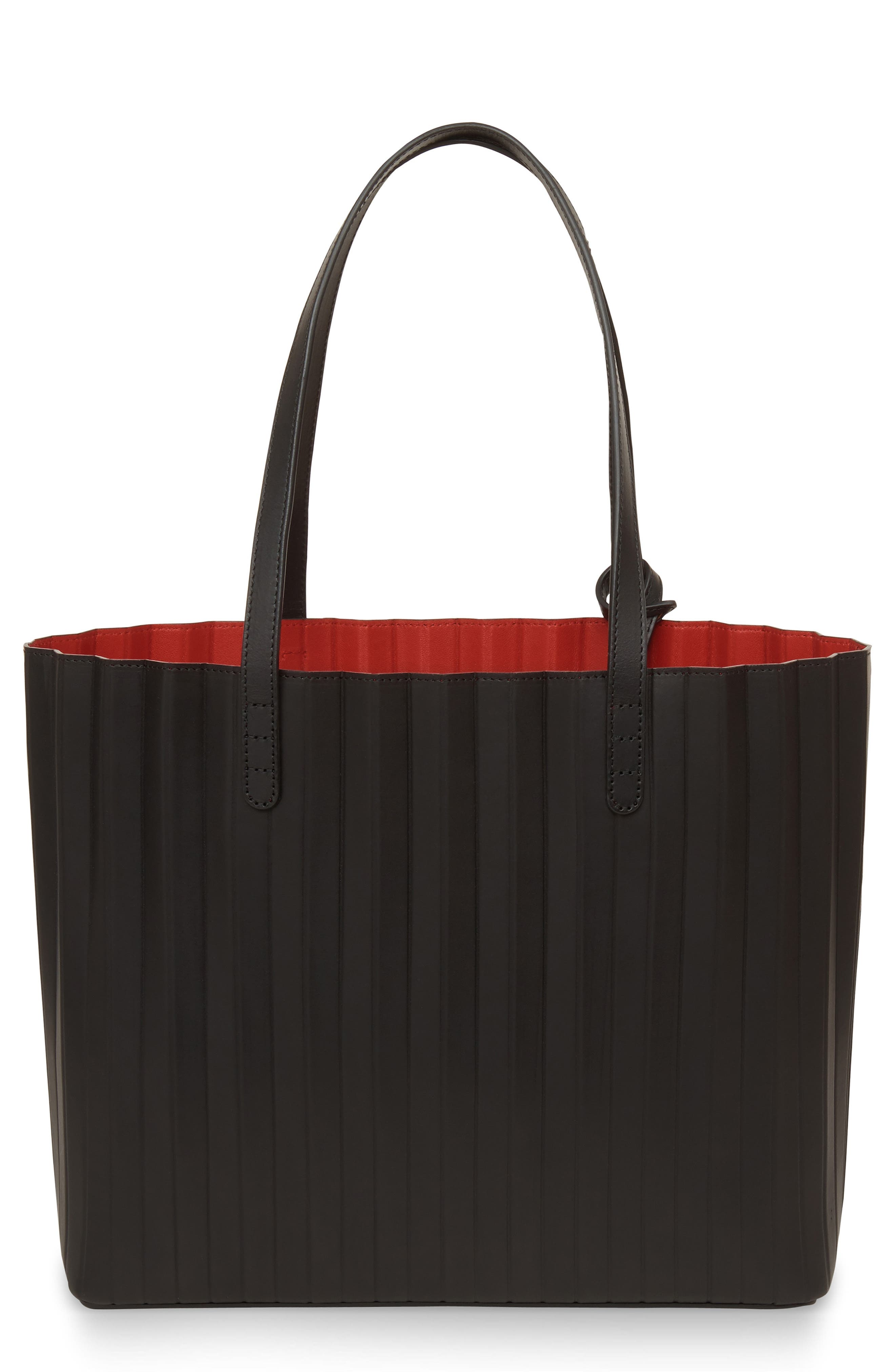 Mansur Gavriel Pleated Leather Tote | Nordstrom