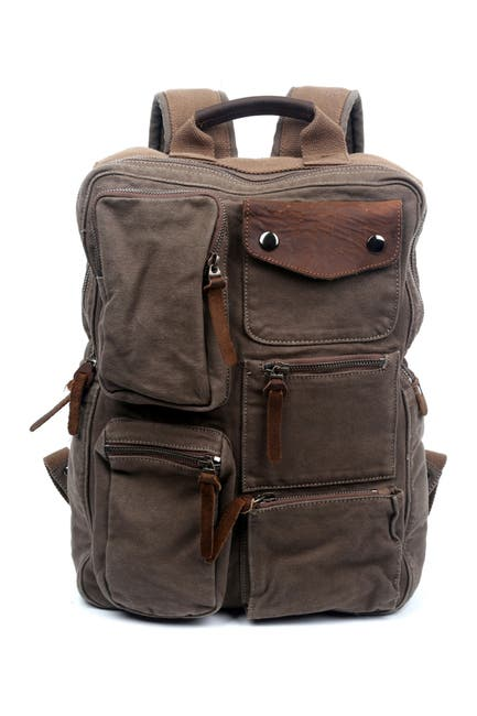 Image of TSD Ridge Valley Canvas Backpack