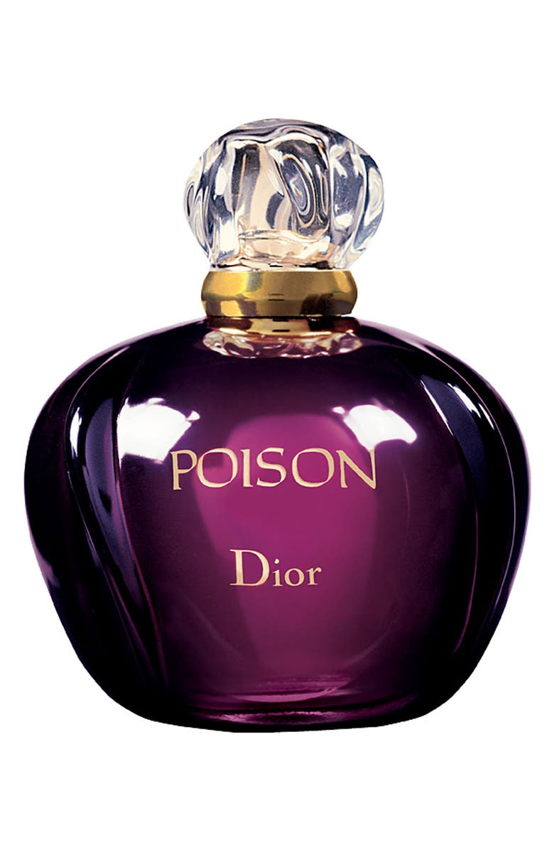 DIOR Poison Eau de Toilette, Main, color, NO COLOR