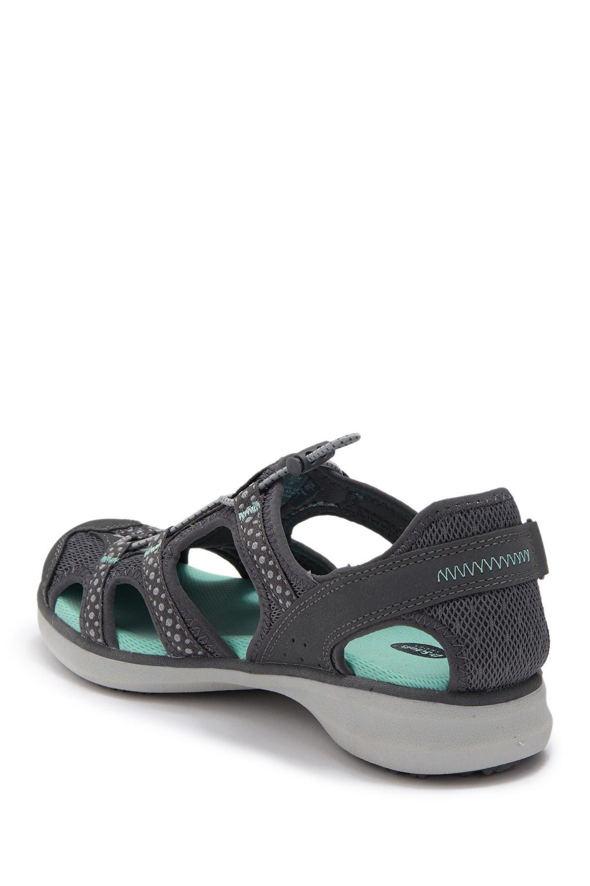 Dr. Scholl's Cancun Slip-on Sport Sandal In Grey
