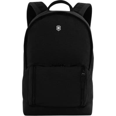 Victorinox Swiss Army Altmont Classic Black Laptop Backpack - Black