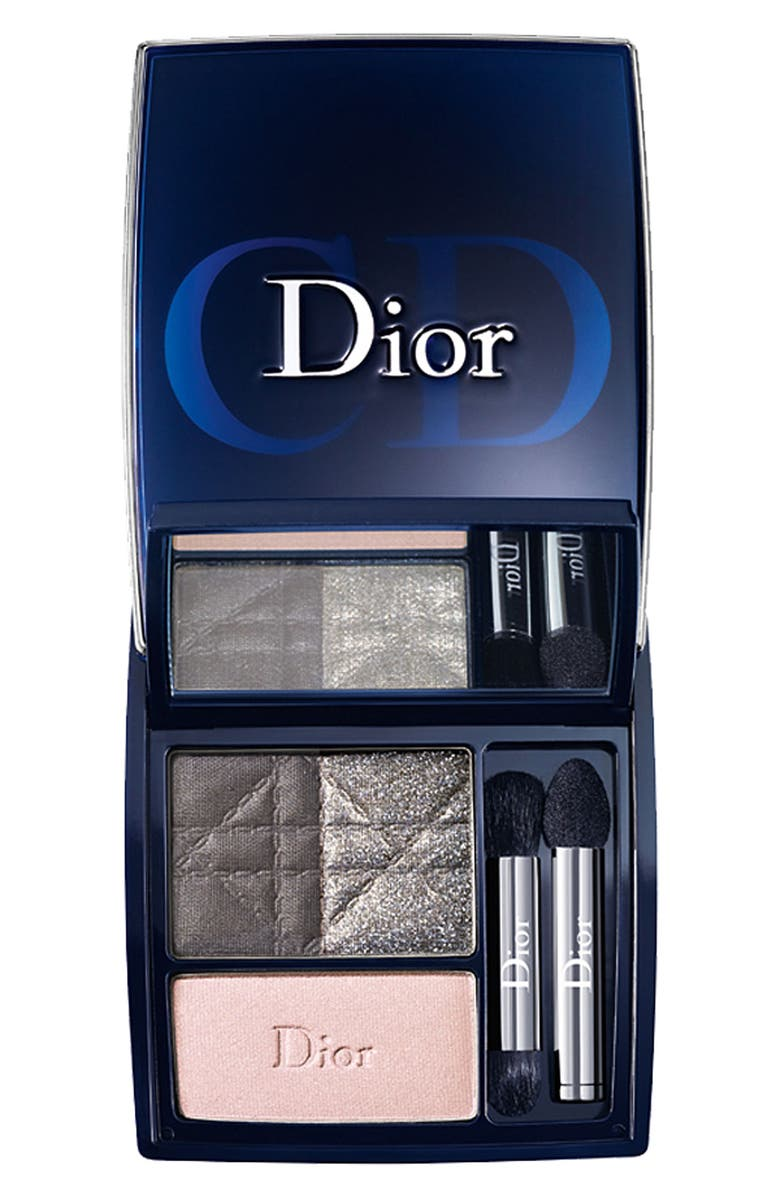 DIOR '3 Couleurs' Ready-to-Wear Smoky Eye Palette, Main, color, 051