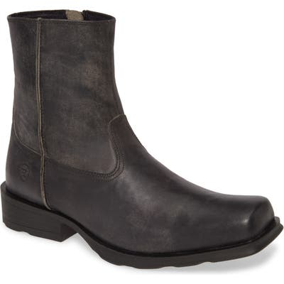 Ariat Western Rambler Zip Boot, Grey