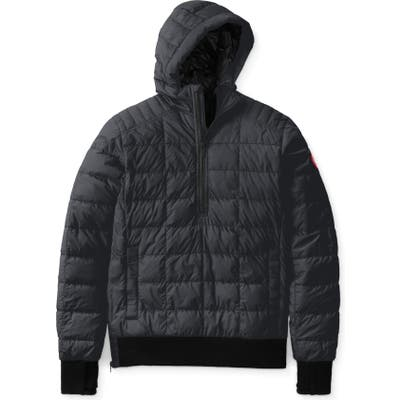 Canada Goose Wilmington Packable 675 Fill Power Down Pullover Jacket, Black