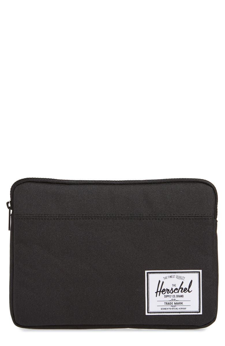 HERSCHEL SUPPLY CO. Anchor iPad Air Sleeve, Main, color, 002