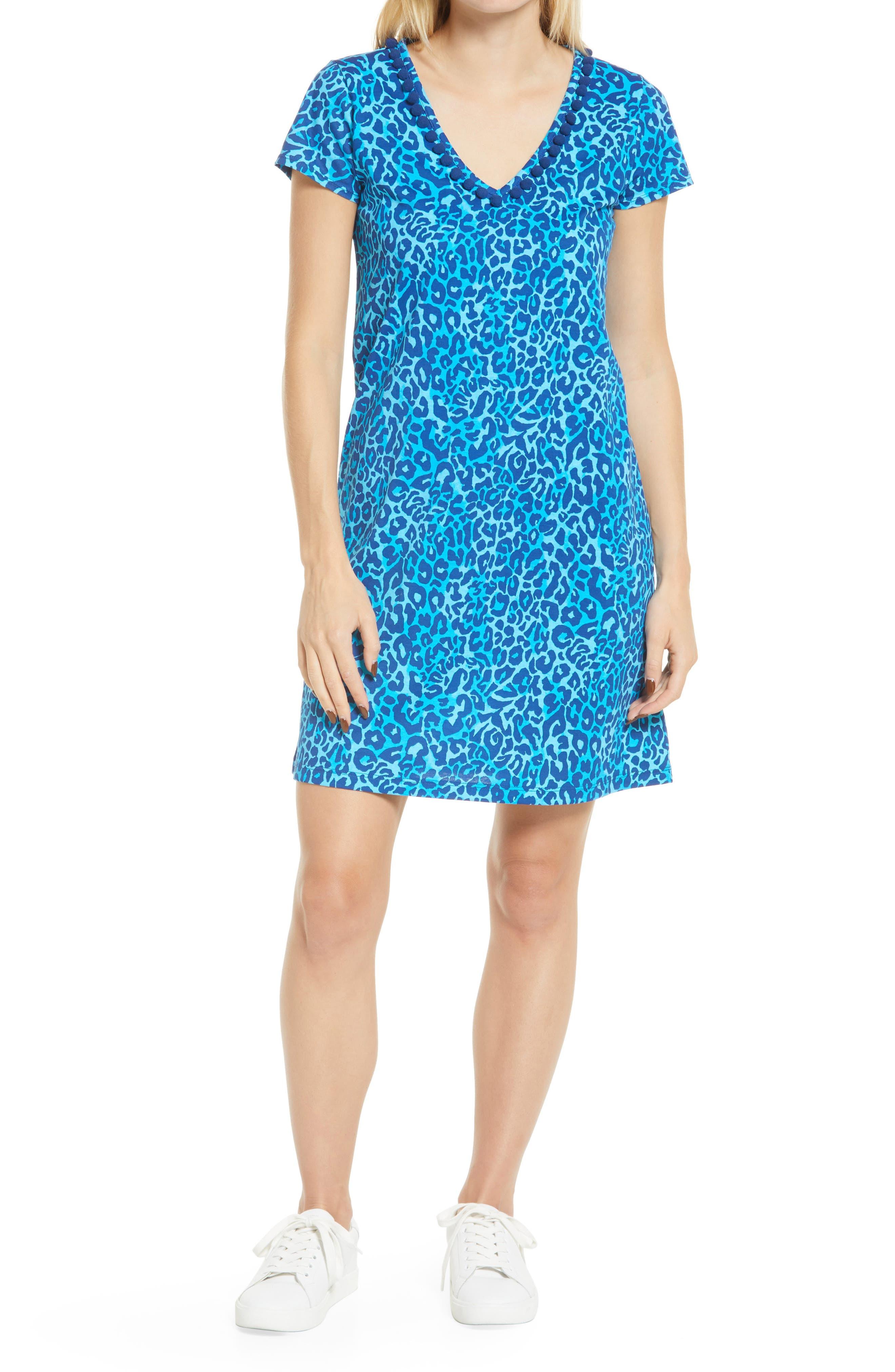 Women's Lilly Pulitzer Etta V-Neck Dress