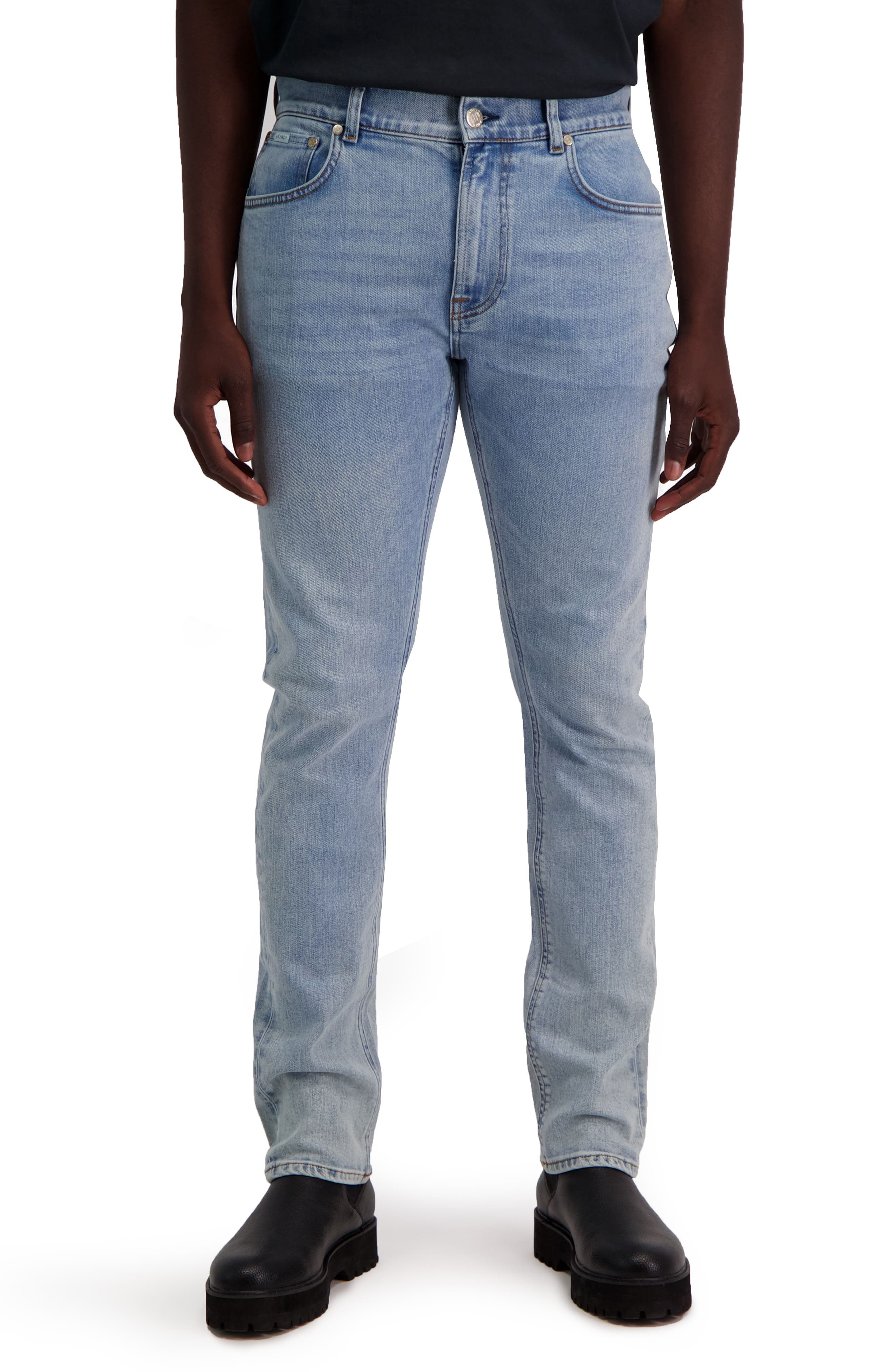 Lars Slim Tapered Jeans