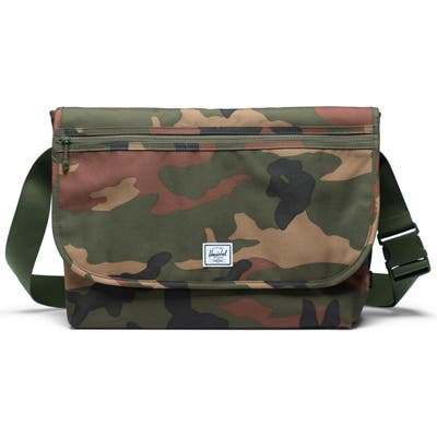 Herschel Supply Co. Grade Messenger Bag - Green