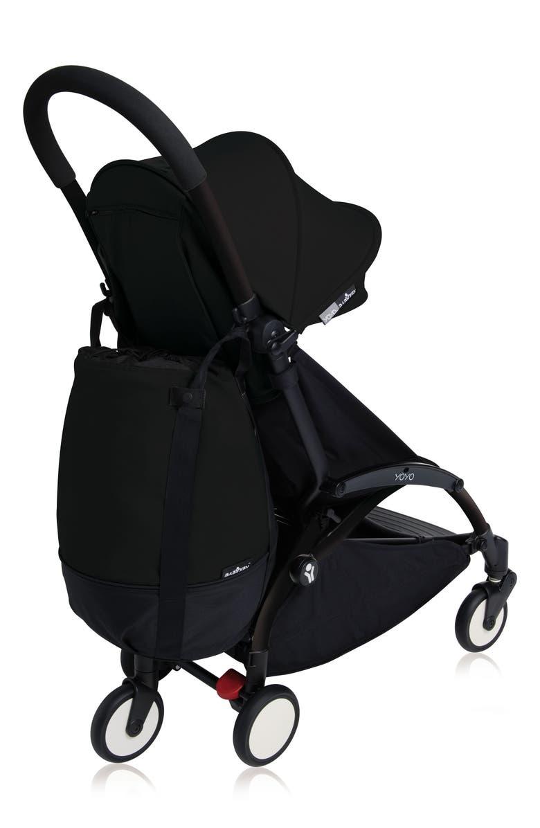BABYZEN<SUP>™</SUP> YOYO Rolling Stroller Bag, Main, color, BLACK