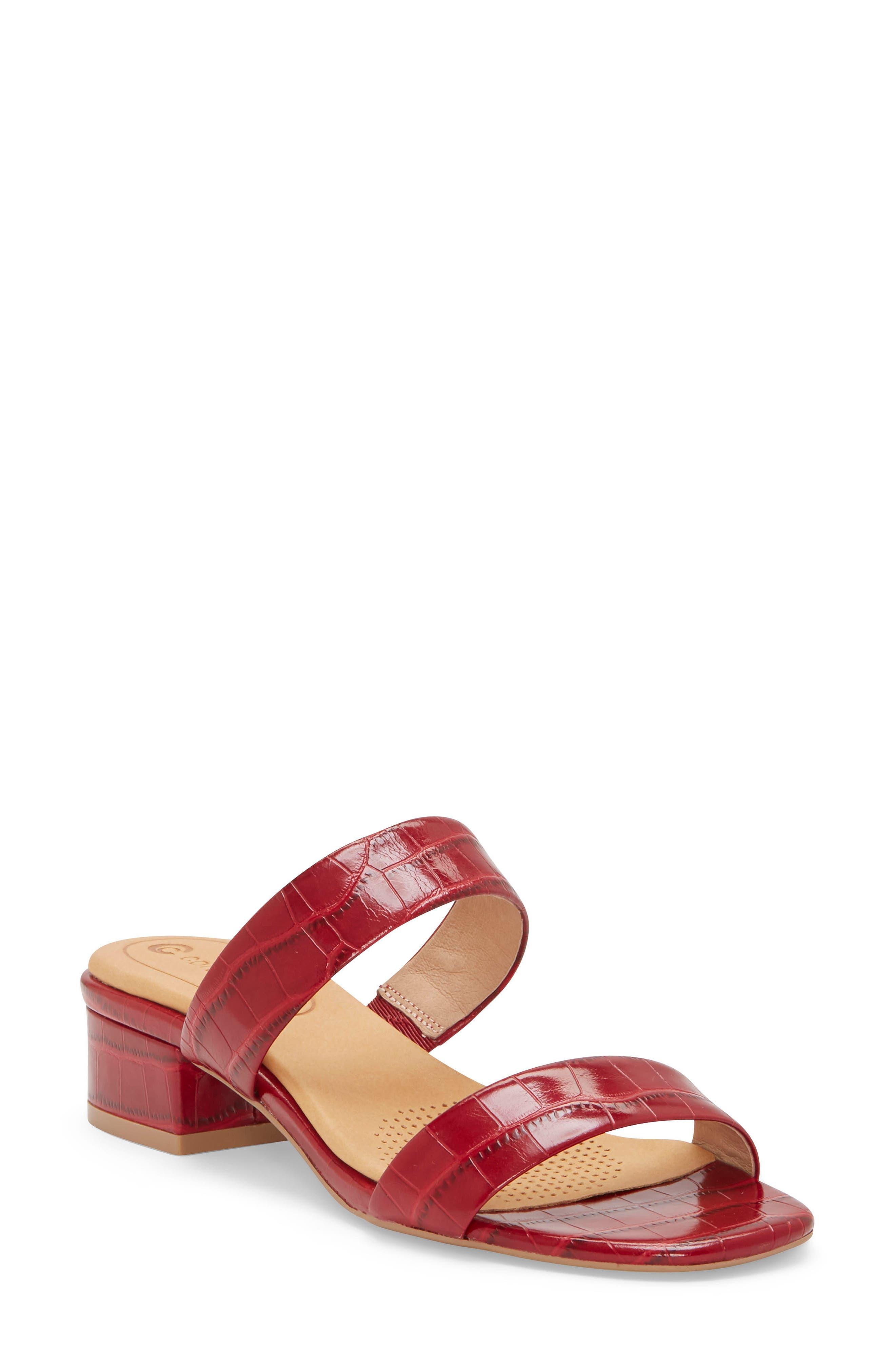 Women's Cc Corso Como Faeya Slide Sandal