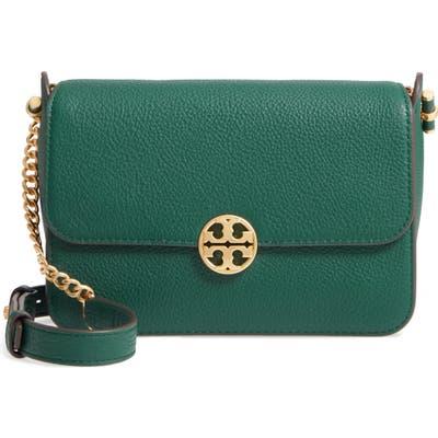 Tory Burch Chelsea Leather Crossbody Bag -