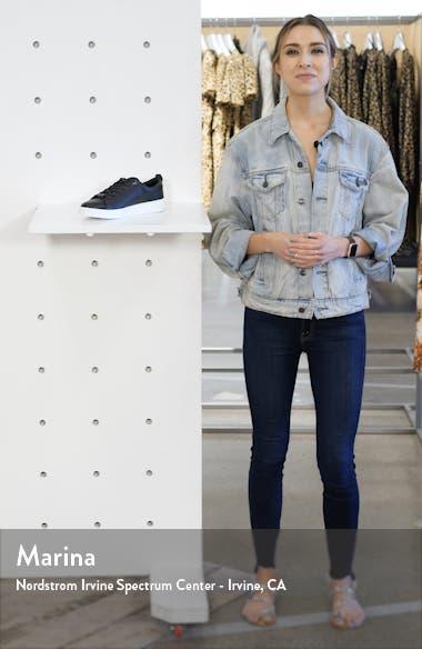 Tedah Low Top Sneaker, sales video thumbnail