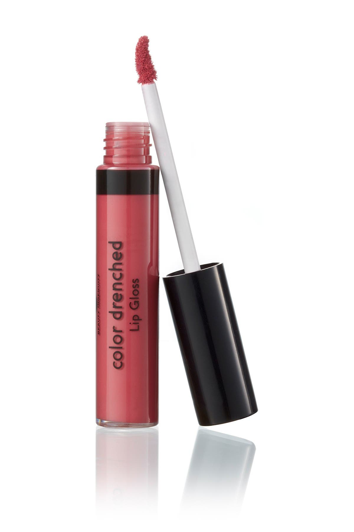 Image of Laura Geller New York Color Drenched Lip Gloss - Perked Up Pink