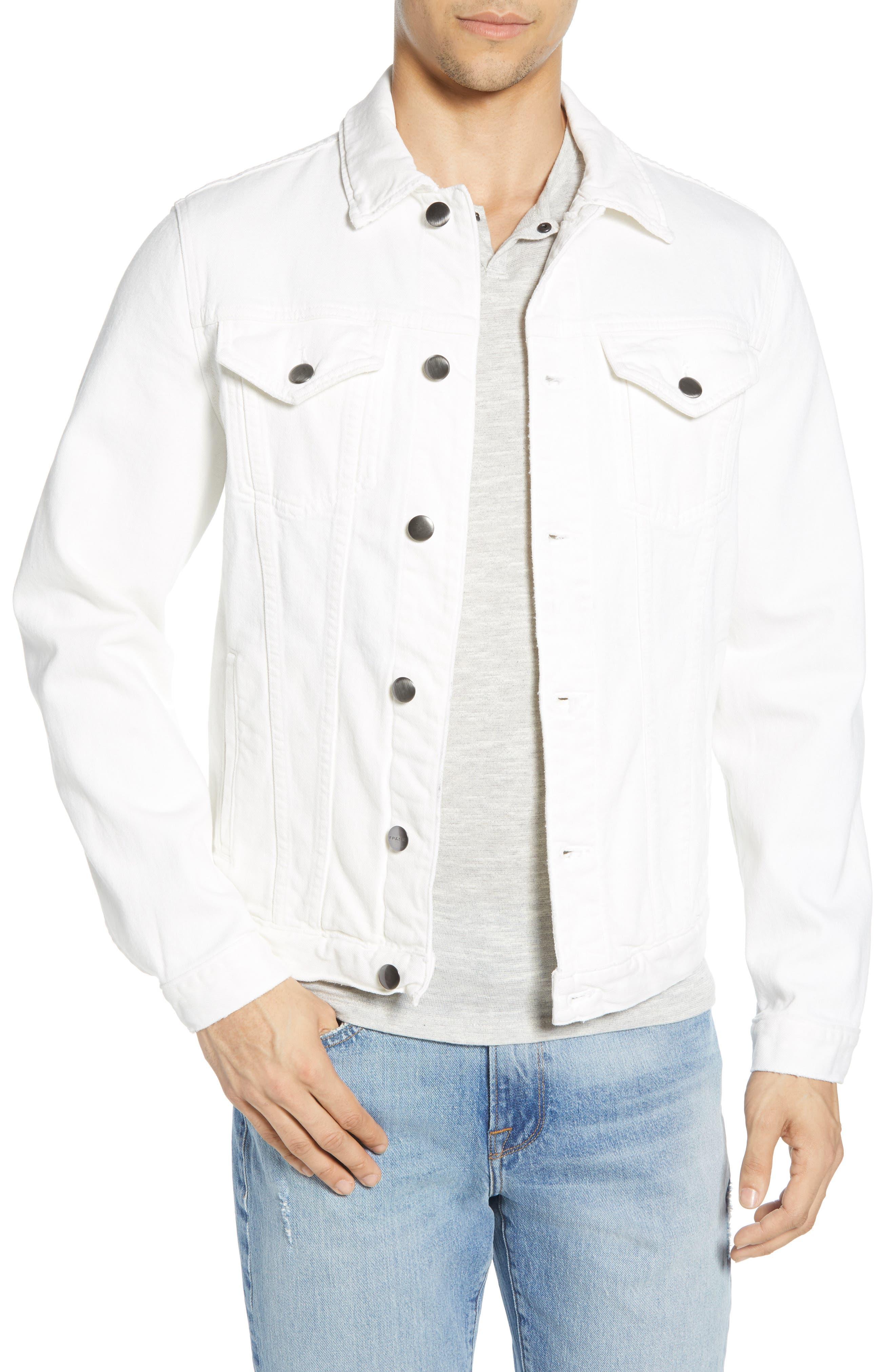 Image of FRAME L'Homme Denim Jacket