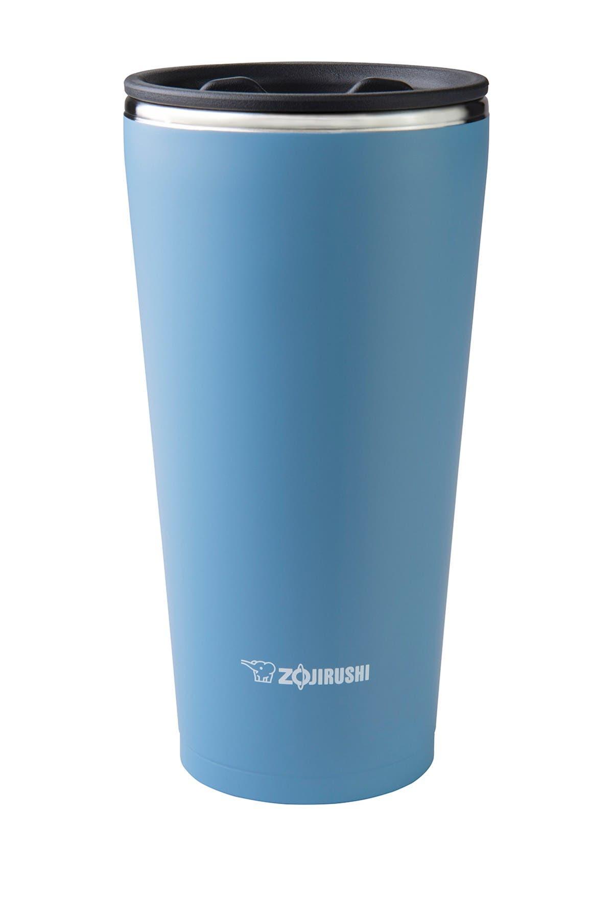 Image of ZOJIRUSHI Stainless Vacuum Tumbler 15oz. - Blue Gray