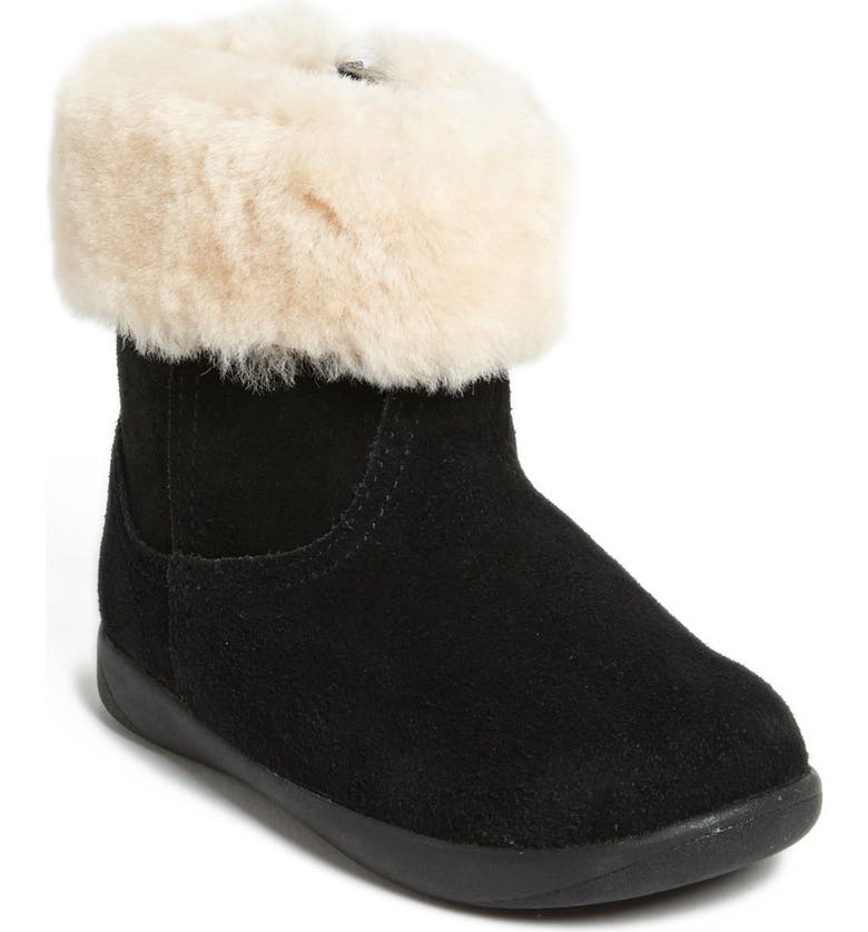 UGG<SUP>®</SUP> Jorie II Boot, Main, color, BLACK/ BLACK