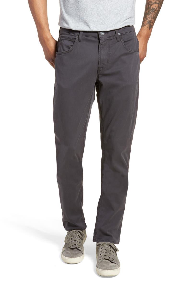 HUDSON JEANS Blake Slim Fit Jeans, Main, color, 020