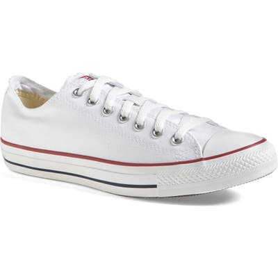 Converse Chuck Taylor All Star Low Sneaker- White