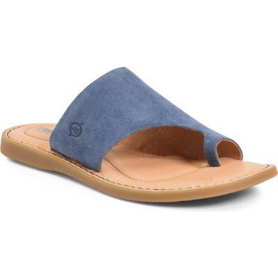 B?rn Inti Slide Sandal, Blue