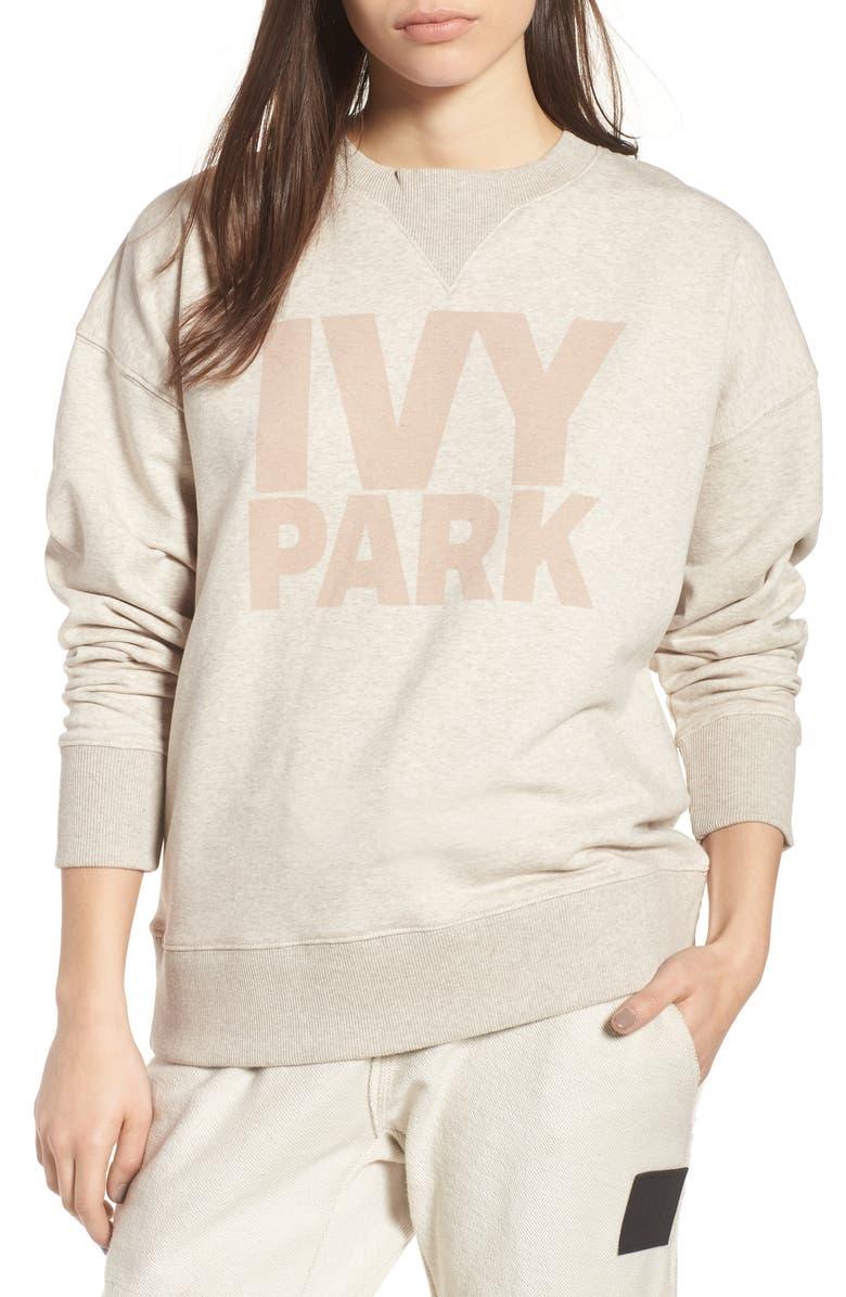 IVY PARK<SUP>®</SUP> Logo Sweatshirt, Main, color, 271