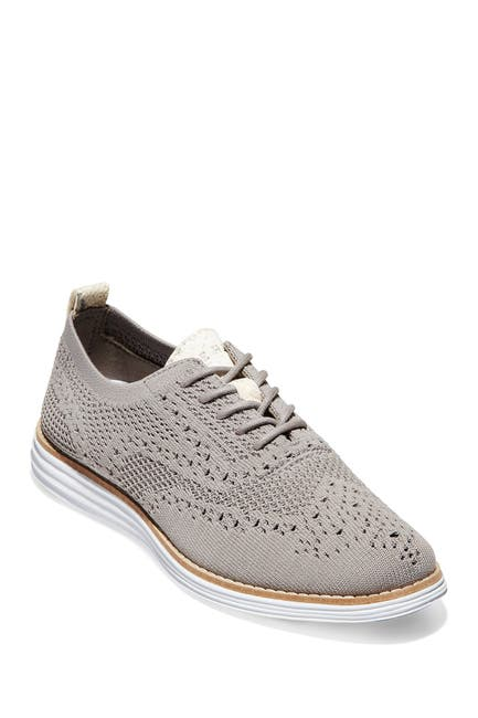 Image of Cole Haan Original Grand Stitchlite Wingtip Oxford Sneaker