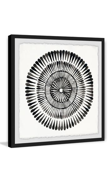 Marmont Hill Inc Iris I Framed Painting Print 12 X12 Hautelook