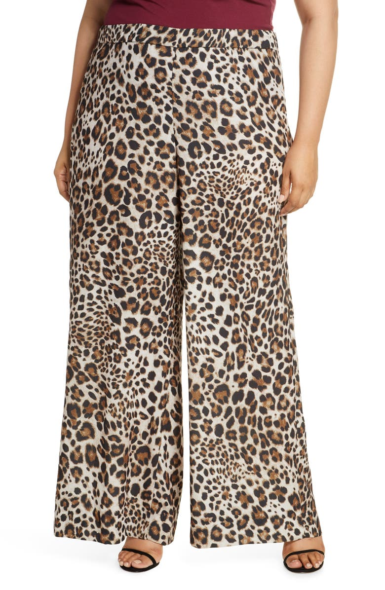 RACHEL RACHEL ROY Alice Pants, Main, color, NATURAL COMBO