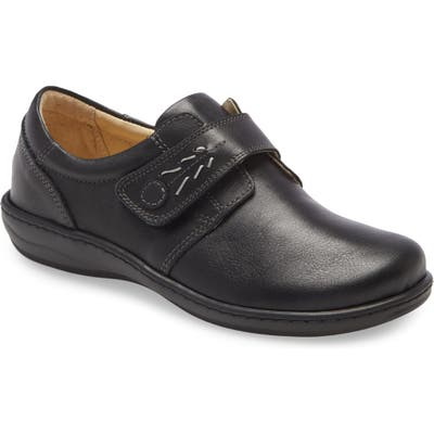 David Tate Evita Slip-On, WW - Black